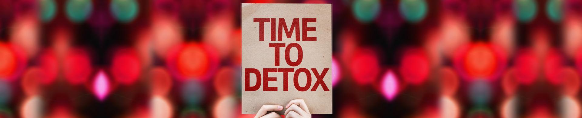 Time To Detox? - ISHSKO Wellness Centre